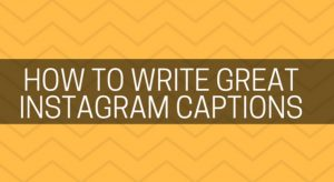 Instagram Captions Writing Hacks
