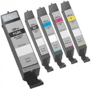 Canon Pixma TS9520 Ink Cartridge